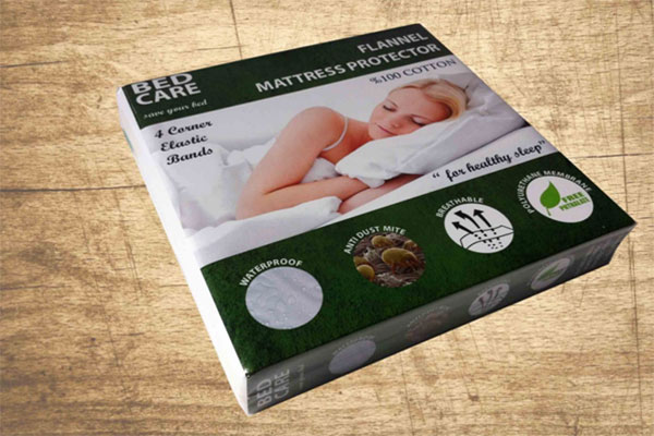 Flannel Mattress Protector