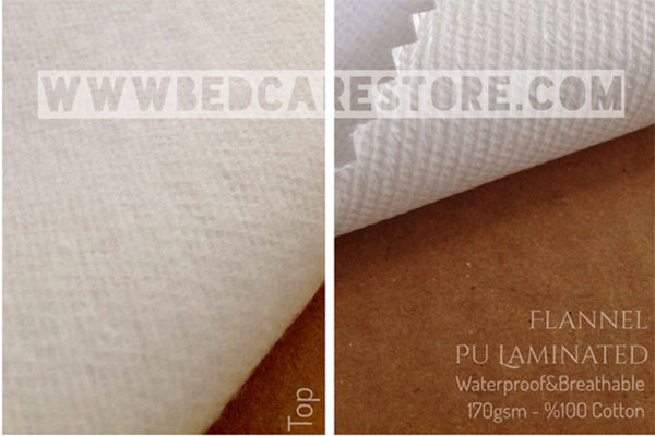 Flannel Waterproof Fabric