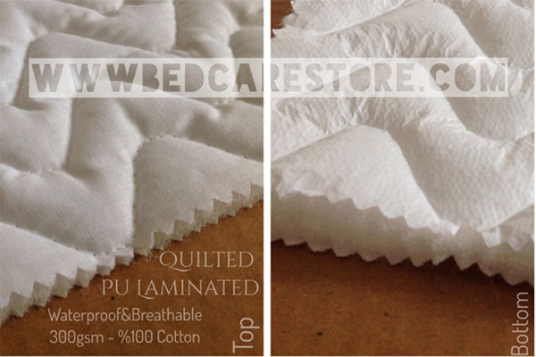 Quilted Pu Waterproof Fabric