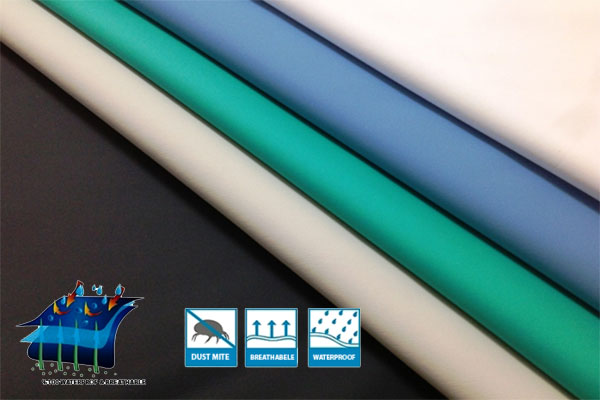 Waterproof Pu Coated Fabric